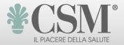 CSM - Il piacere della salute